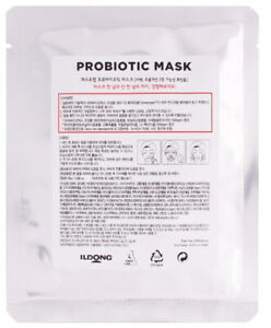 ILDONG-Probiotic-mask-15sheet-Korea-Beauty-Fixed