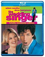 THE WEDDING SINGER : Totally Awesome Edition  -  Blu Ray - Sealed Region free