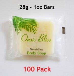 Image Is Loading 100 Pcs Bulk Hotel Soap Bars 1 Oz