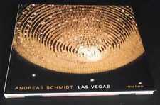 Andreas Schmidt : Las Vegas. SIGNED. Hardcover, 2005. Photobook