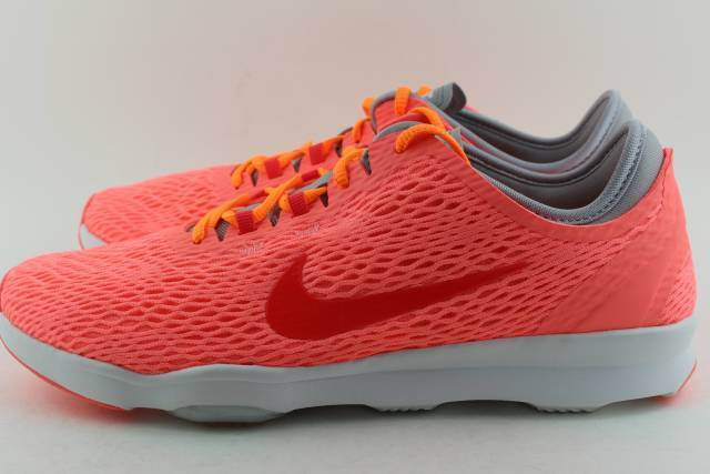 NIKE WOMAN NIKE ZOOM FIT LAVA Taille: 7.0 fonctionnement NEW RARE AUTHENTIC COMFORTABLE