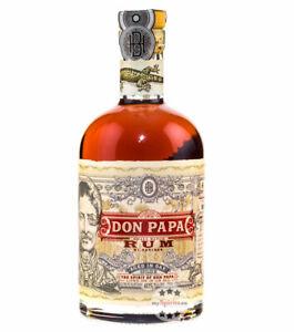 Don Papa Rum - Philippinischer Small Batch Rum / 40 % Vol. / 0,7 Liter-Flasche