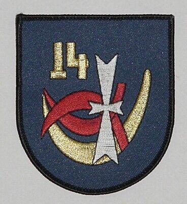 """Aufnäher Patch Abzeichen U-Bootslehrgruppe Sicherungsboot /""""Merkur/"""" ........A2134"""