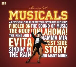 Various-Artists-Very-Best-Musicals-Various-New-CD-UK-Import