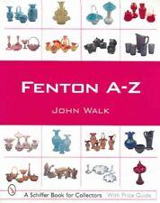 Fenton A-Z by John Walk (2004, Paperback)