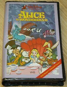 Alice-In-Wonderland-VHS