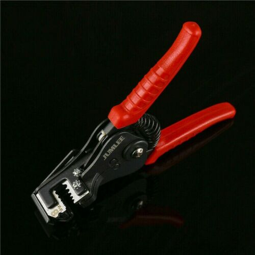 Hand Tools Wire Stripper Pliers Plastic+Carbon Steel Terminal Accessories