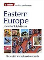 Berlitz Language: Eastern Europe Phrase Book & Dictionary: Albanian, Bulgarian,