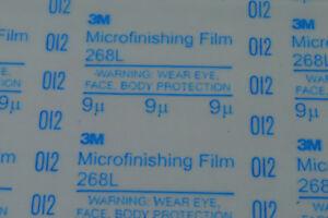 Objectif 3 M Micro Finition Film 9 µ Ao (psa)-afficher Le Titre D'origine