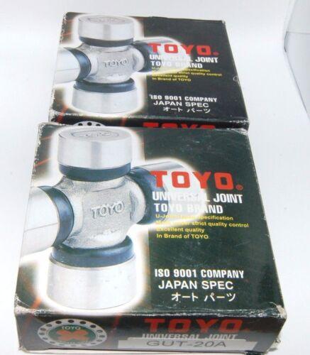 Toyota Landcruiser 4.5 set of new front prop-shaft UJ  FZJ HDJ80 Universal joint