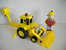 "Bob the Builder Remote Control ""Follow Me Scoop"" by Learning Curve"