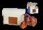 Llavero-Piel-Autentica-Razas-Perros-Pajarita-Colgante-Cuero-3D-Hombre-Mujer miniatura 3