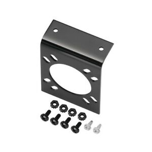 Tow-Ready-7-Way-Mounting-Bracket-For-OEM-amp-After-Market-Connectors-W-Hardware