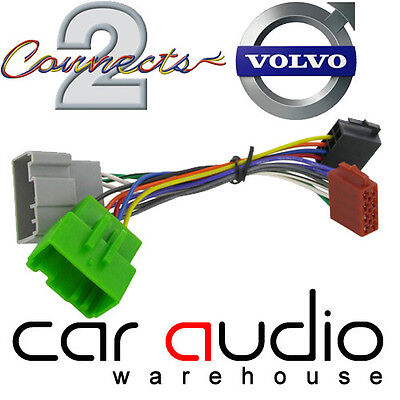Connects2 CT20VL02 Volvo XC90 02> Car Stereo Radio ISO Harness ... on