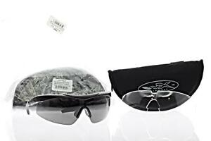 3271d01c15 Image is loading Wiley-X-CHTAL1-Wx-Talon-Advanced-Changeable-Sunglasses-