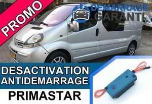 Cle-de-desactivation-d-039-anti-demarrage-Nissan-PRIMASTAR