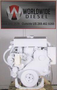 2007-Cummins-QSL-9-Marine-Diesel-Engine-405-HP-Fresh-Low-Hour-Reman