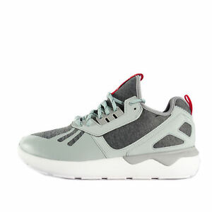 Image is loading Adidas-Tubular-Runner-Weave-S82650-Original-Casual-Mist-