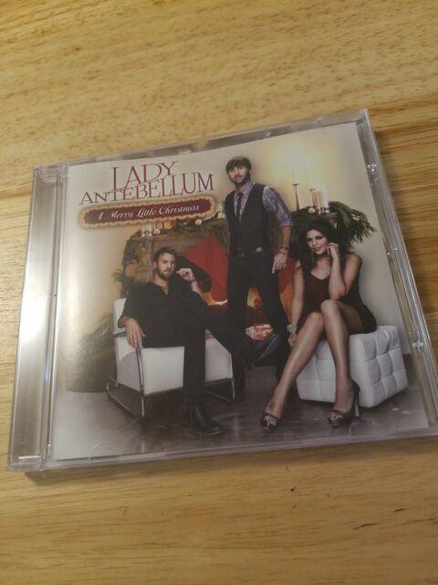 "Lady Antebellum ""A Merry Little Christmas"" CD   eBay"