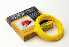 Echo Distance/Salmon Fly Line WF7F, NEW!