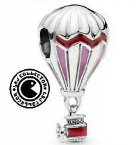 Charms pandora montgolfière - NEUF - officiel disney land paris | eBay