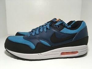 Details about Nike Air Max 1 Essential Stratus Blue 537383 402 Men's Shoes Size 10 10.5