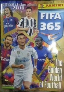 ca8a498f395 Panini FIFA 365 2018 Sticker 501 - 542 special stickers e 1 - e 60 ...