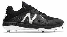 New Balance Low-Cut 4040v4 Metal Baseball Cleat Mens Shoes Black