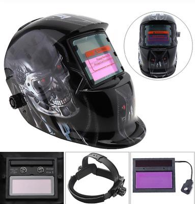 Casco Para Soldar Oscuremiento Automatico Protege Tus Ojos 100/% Garantizado!!