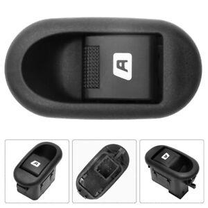 Control de ventana eléctrica con textura Interruptor Botón Para VW//Seat 6X0959855B