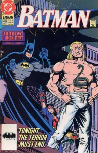 1991-9.4 BATMAN # 469 COMIC