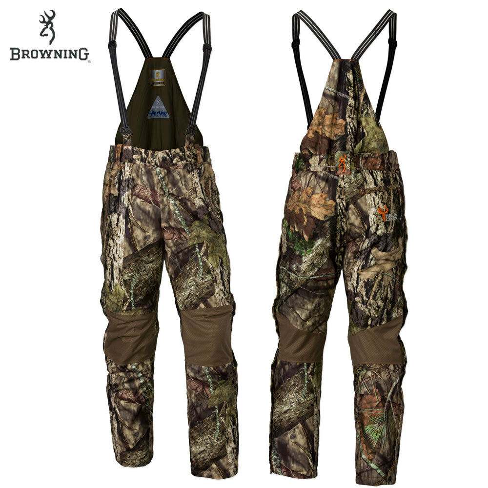 Browning Hell's Canyon Primaloft Bib (M)-  MOC  welcome to buy