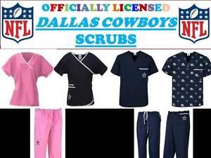 DALLAS COWBOYS SCRUB TOP-DALLAS COWBOYS SCRUB PANTS-DALLAS COWBOYS ... 9e4288040