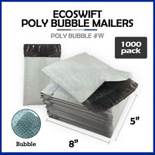 1000 000 4x8 Self Seal Poly Bubble Padded Envelopes 5 X 8 X Wide Mailers Bags