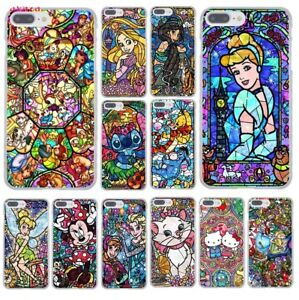 new arrival ea099 1bb57 Details about Characters Disney Cover Case for Samsung Galaxy S6,S7,S8, S9,  J5