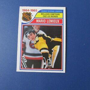 MARIO-LEMIEUX-1985-86-O-Pee-Chee-262-OPC-Pittsburgh-Penguins-NM-MT-1986