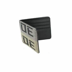 Car Racing Bride Bifold Wallet Credit/&Business Cards Holder Pocket Case