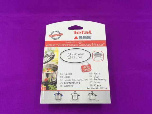 SEB 790138 TEFAL GASKET 10L 12L 18L PRESSURE COOKER STAINLESS STEEL Ø268mm Slow Cookers & Pressure Cookers