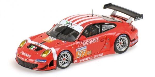 Porsche 997 Gt3 Rsr Holzer Westbrook Scheider 24h Le Mans 2010 1 43 Model