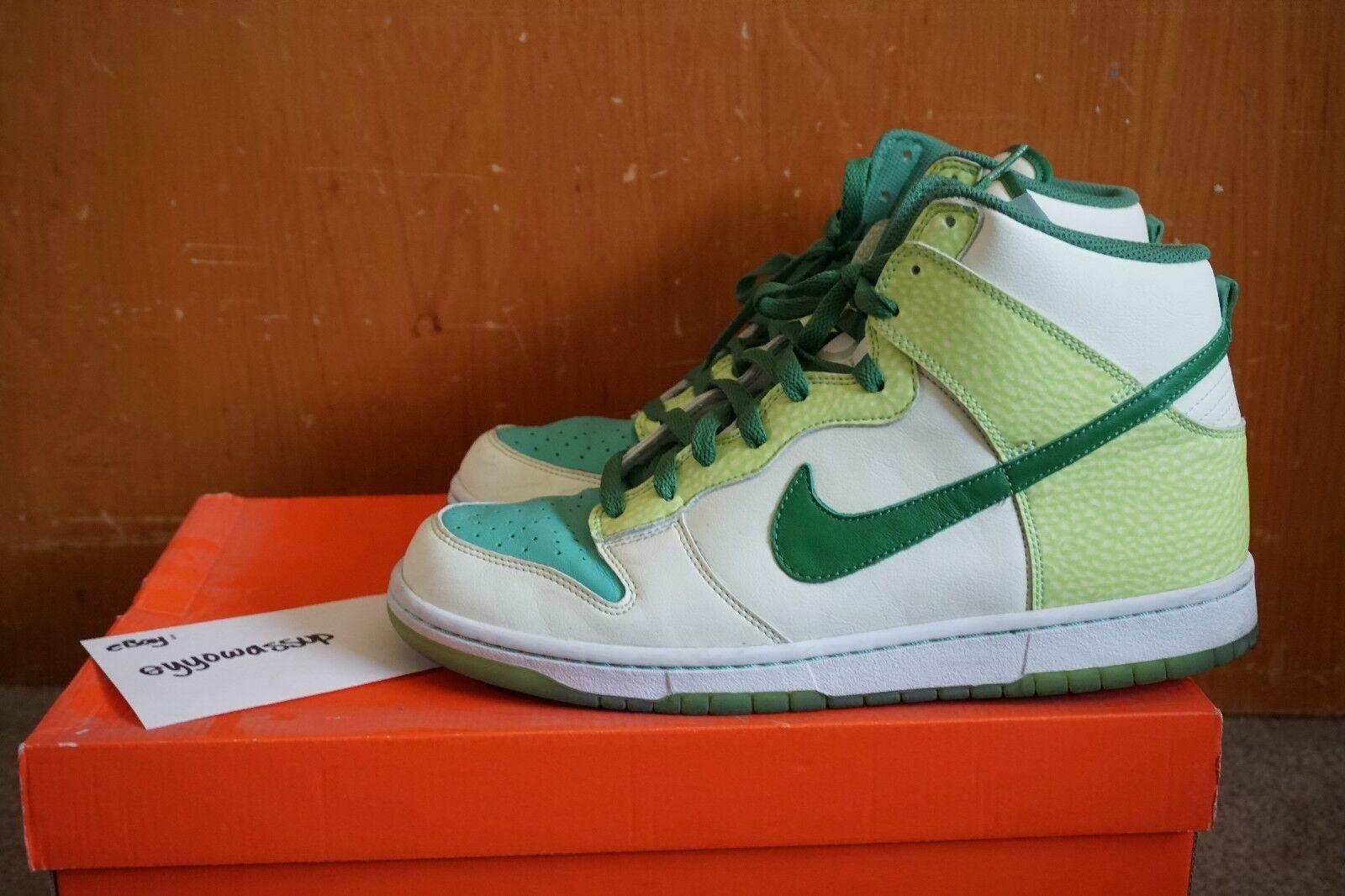 Nike Dunk High Glow In The Dark Comfortable Brand discount