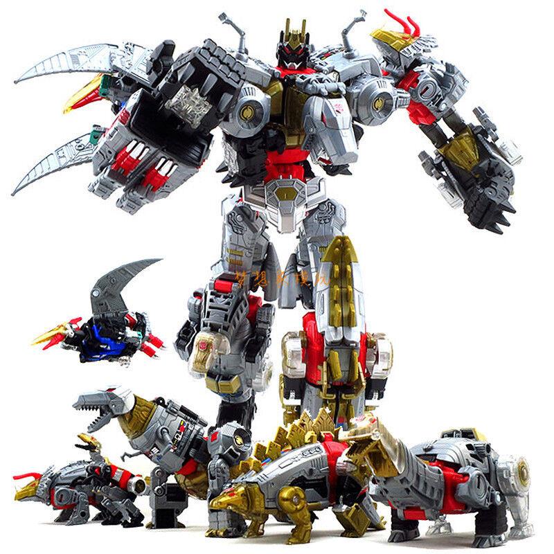BPF Transformers Volcanicus Generations Power of the Primes Dinobot Toy KO.ver