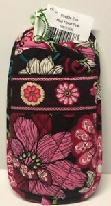 5b66837b554f Vera Bradley Retired Mod Floral Pink Eyeglass Case    Shown Is A ...