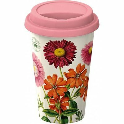 Royal Botanic Gardens KEW Garden Delights - ECO CUP Travel MUG - PAINTED DAISY
