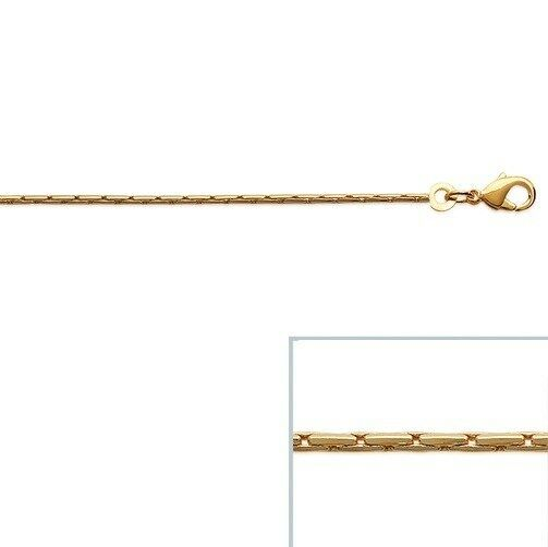 NEW CHAIN gold plated 19 11 16in Mesh PALOMA new