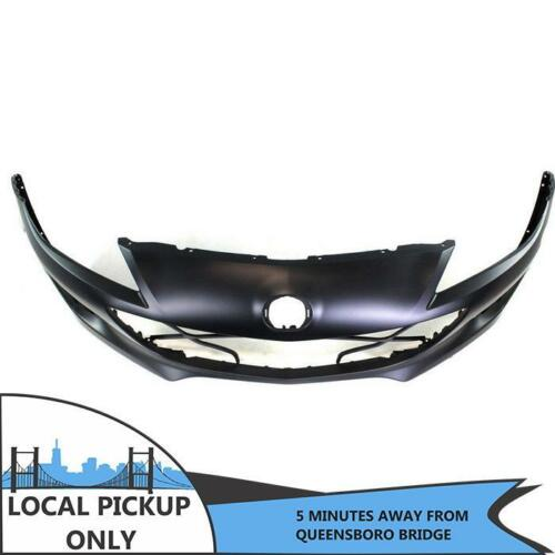 NEW FRONT BUMPER COVER FIT MAZDA 3 2.0 2.5 SEDAN HATCHBACK 2012-2013 MA1000235