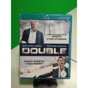 THE DOUBLE BLURAY ITA
