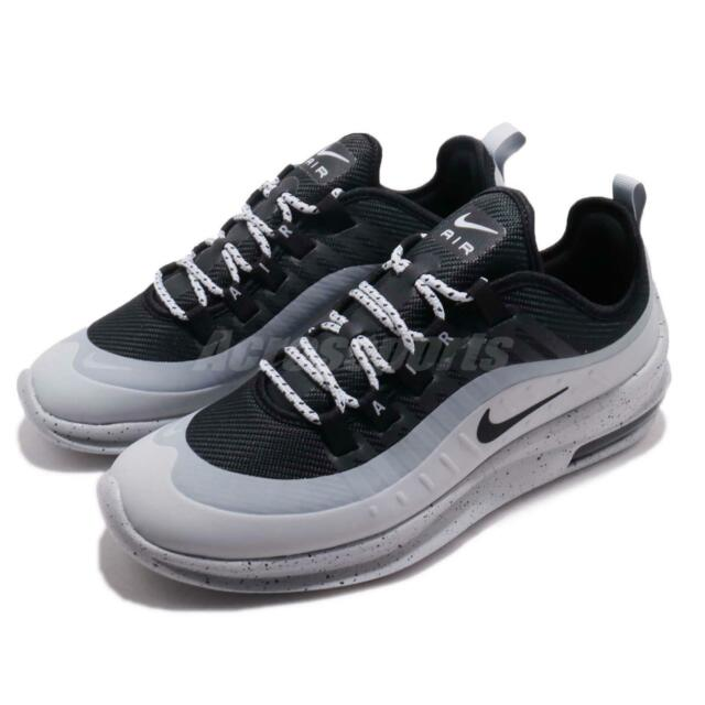 Nike Men's Air Max Axis Premium Low Top Shoes Athletic SNEAKERS Aa2148 Gray 9