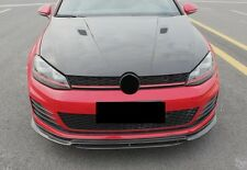 Golf 7 VII Echt Carbon Frontspoiler Lippe Front GT3 Style