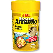 JBL NovoArtemio Novo Artemio Freeze Dried Artemia Brine Shrimp Fish Food 250ml