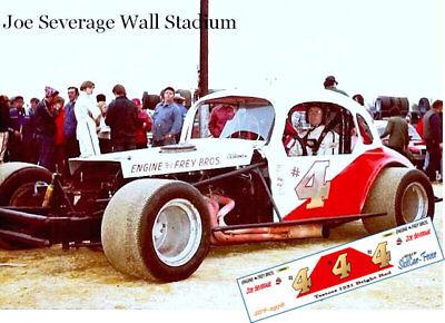 CD/_988 #1 Joy Fair   Camaro modified    1:43 Scale Decals
